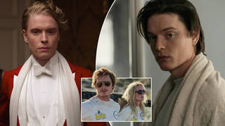 Freddie Fox plays Tony Kroesig in The Pursuit of Love