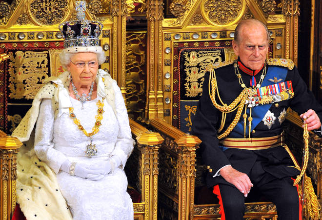 Prince Philip attended the State Openings alongside the Queen until he retired