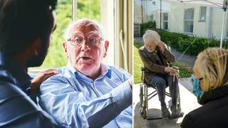 What are the new rules for visiting care homes?