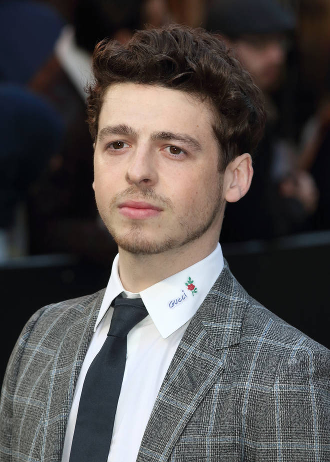 Anthony Boyle has appeared in a number of British TV shows