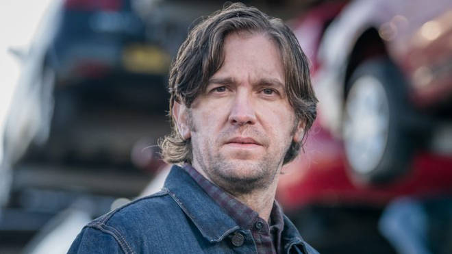 Owen McDonnell played Frank in The Bay