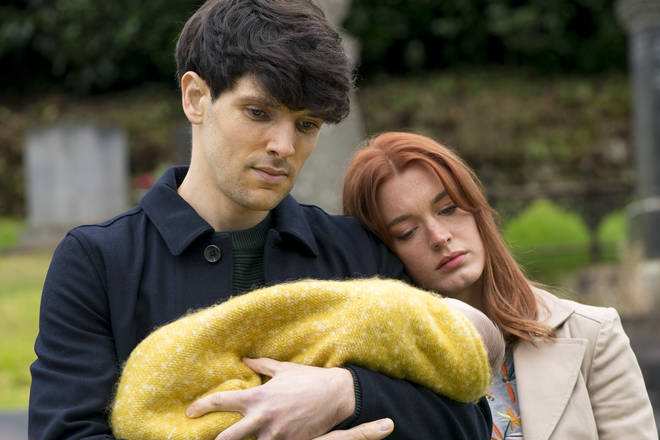 Three Families is airing on BBC One