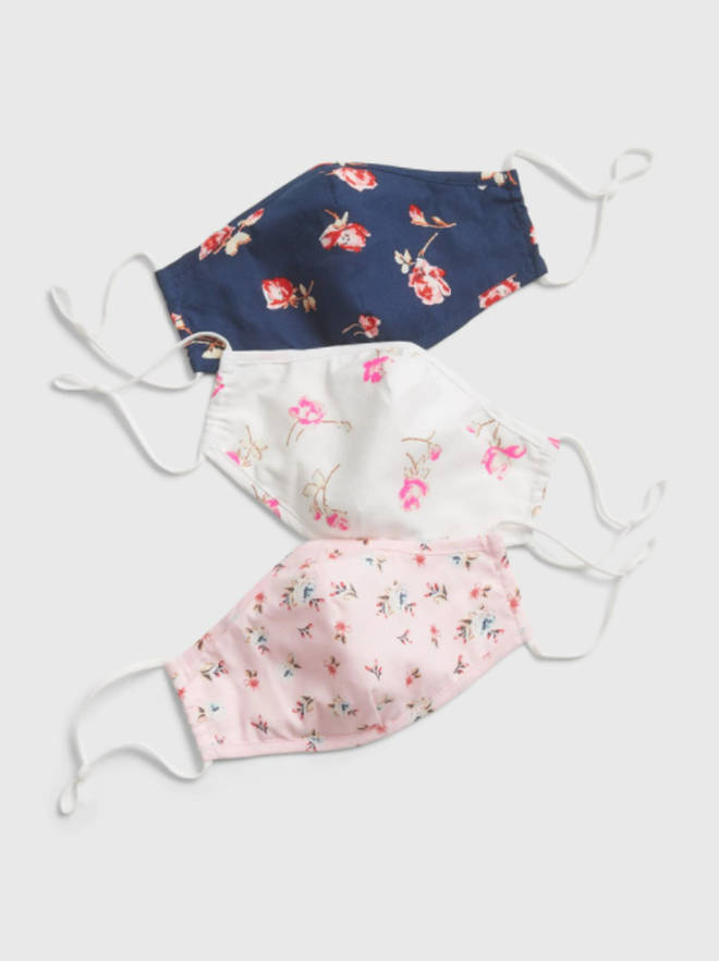 Gap's range are perfect for floral fans