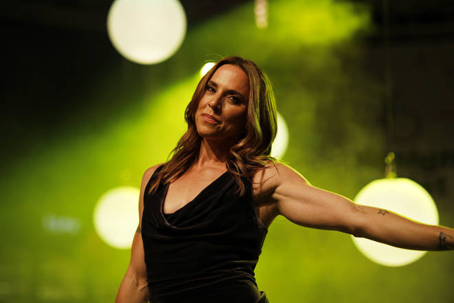 Mel C has shifted over 20 million records as a solo artist
