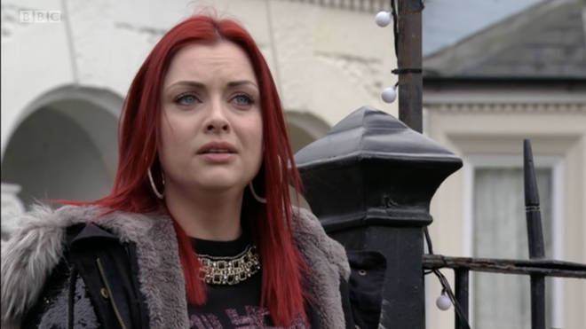 Whitney Dean is 'desperate' for revenge in EastEnders