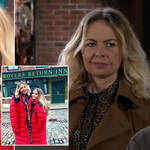 Kel Allen plays Kelly Neelan's mum Laura in Coronation Street