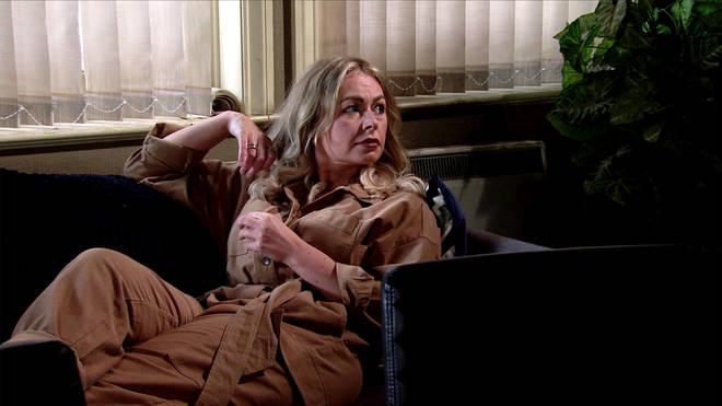Kel Allen is back in Coronation Street as Laura Neelan