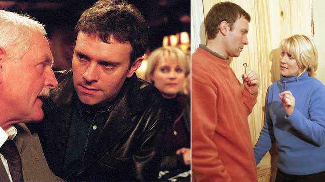 Graham Clark was played by Kevin Pallister in Emmerdale