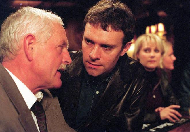Kevin Pallister played Graham Clark in Emmerdale