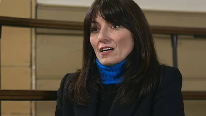 Davina McCall opened up about the menopause on her documentary