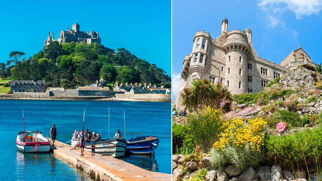 You can apply for a job to live and work in a castle