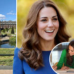 Kate Middleton left a special letter in 150 of the Hold Still books