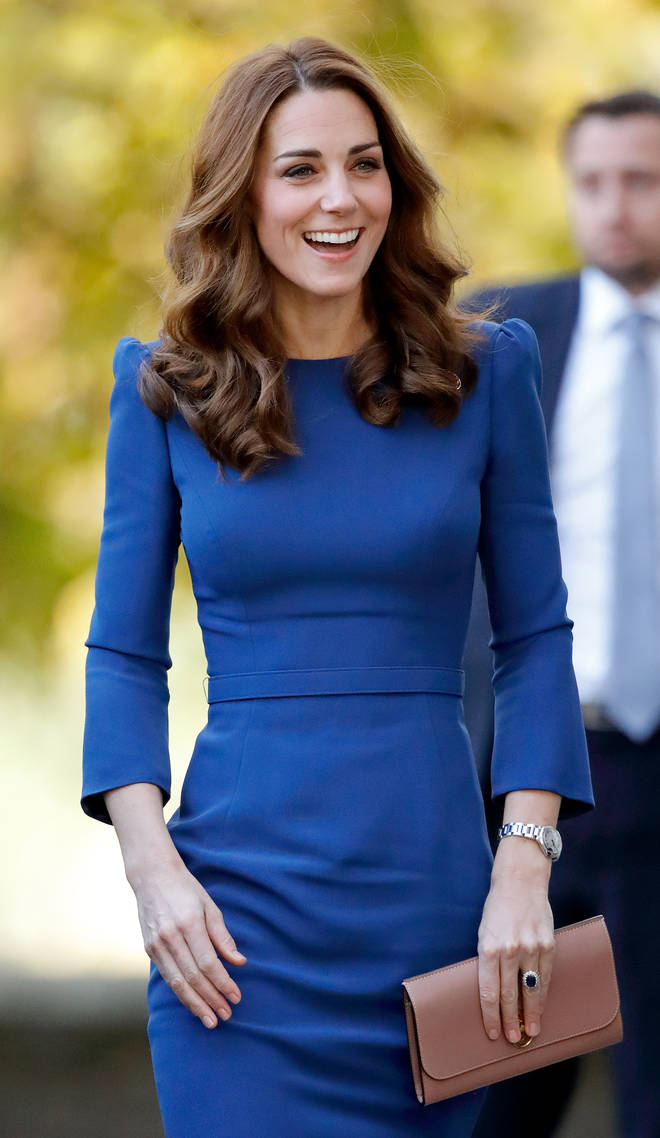 Kate Middleton added a sweet letter to 150 of the books