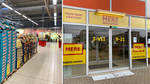 Mere supermarket will open in the UK next month