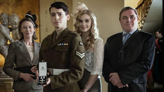Alex Ferns played Gavin in BBC Two's Danny Boy