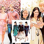 Autumn Ying's stunning paintings show Princess Diana with Meghan Markle and Kate Middleton, as well as meeting her grandchildren.