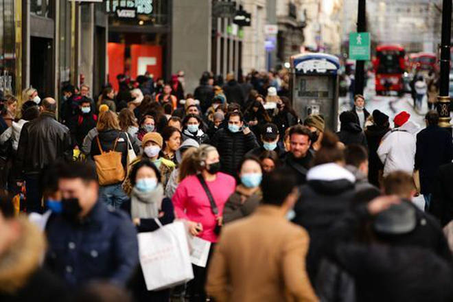 Face coverings are currently mandatory in shops