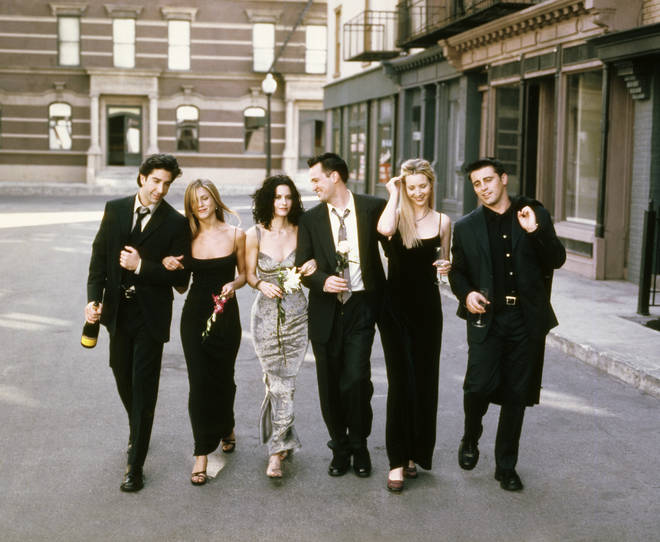Friends ran from 1994 until 2004