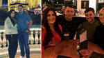 Gogglebox's Izzi Warner and her boyfriend Grant