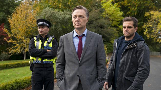 Shaun Dooley is starring in Innocent season 2