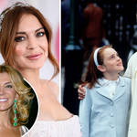 Lindsay Lohan marked what would have been Natasha's birthday with a special message