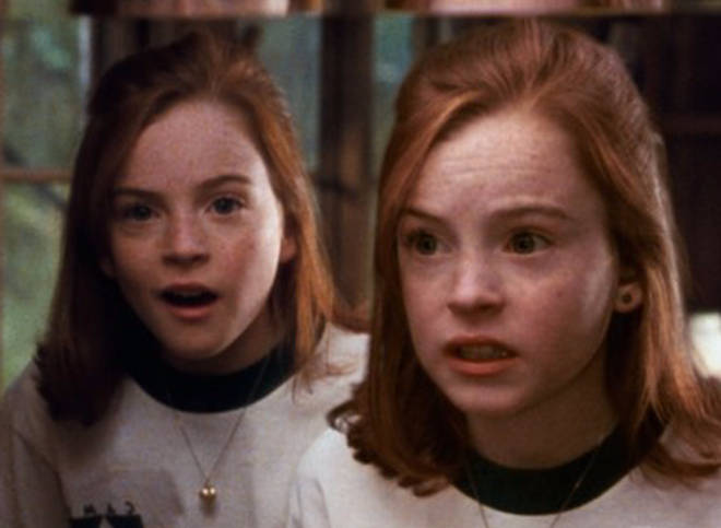 Lindsay Lohan played Hallie and Annie Parker in The Parent Trap