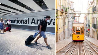 What is the latest news on travel to Portugal?