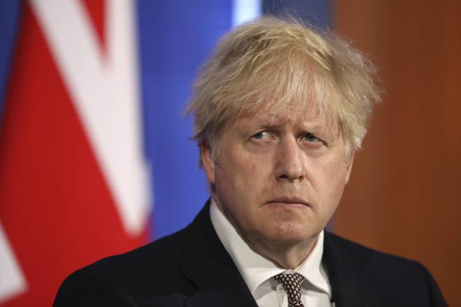 Boris Johnson will address the nation tonight