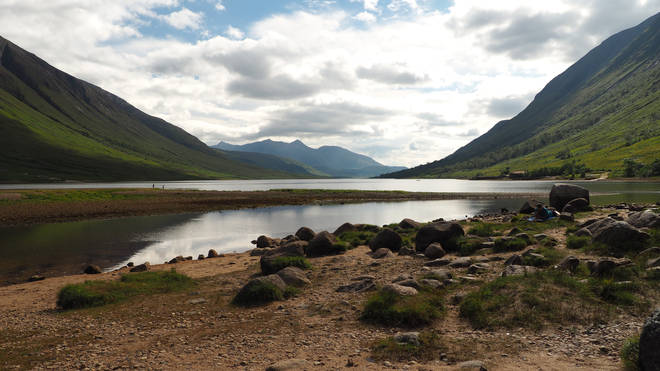 Loch Etive makes an apperance in Harry Potter and the Deathly Hallows Part II
