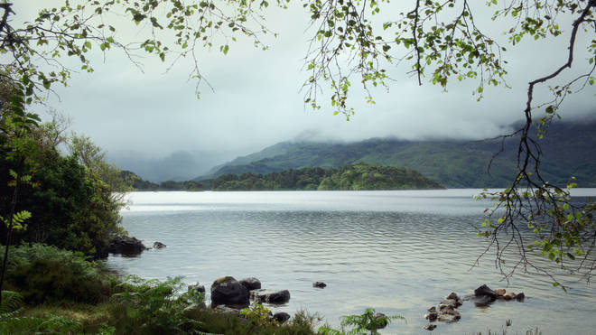Loch Morar was used for numerous Hogwarts scenes