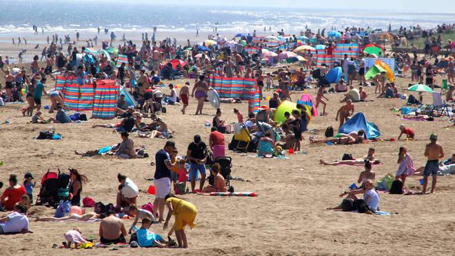 Temperatures could reach 20C next month