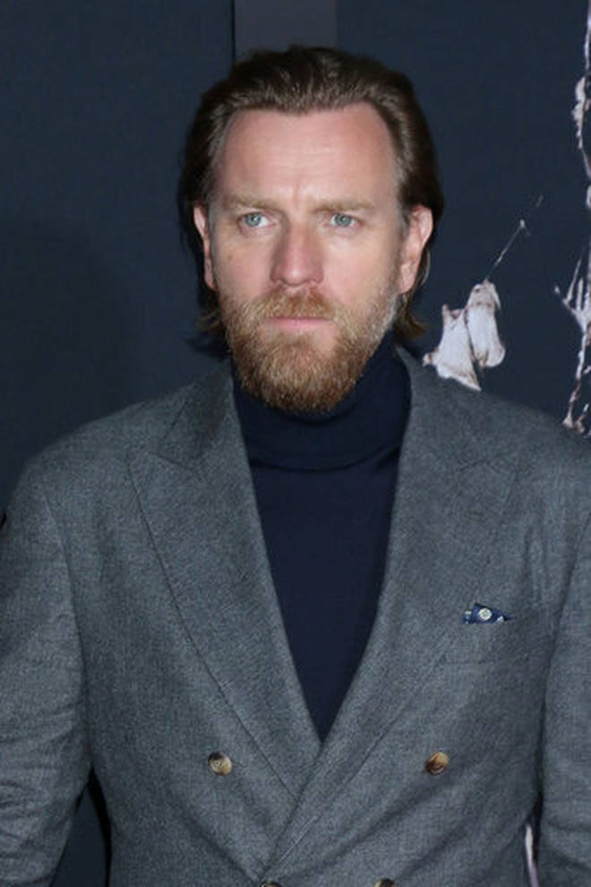 Ewan McGregor plays Halston