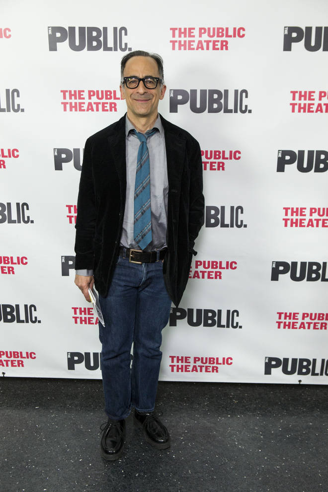 David Pittu plays Joe in Halston