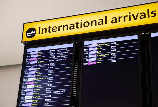 Some foreign travel is now permitted for people in England, Scotland and Wales