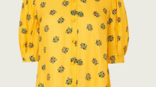 Holly Willoughby's shirt is from LK Bennett