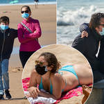 Brits will have to wear masks on beaches in Portugal