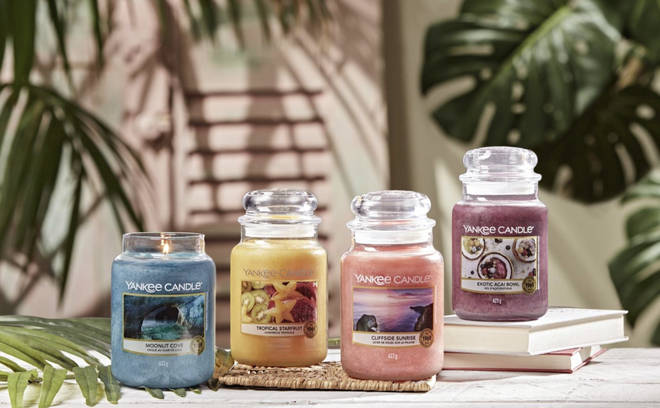The Last Paradise collection is made up of four gorgeous new scents