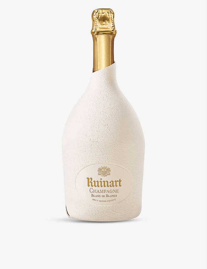 This gorgeous champagne is entirely recyclable thanks to its clever paper shell