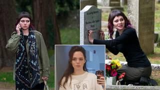 Ellie Rawnsley plays Anna in Innocent season 2