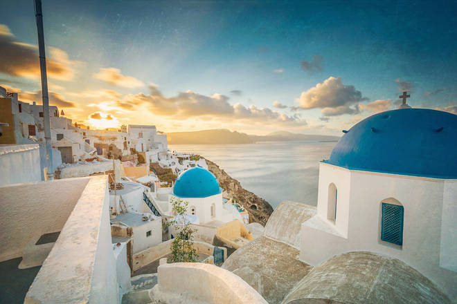 Greece is currently on the amber list (stock image)
