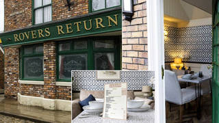 Coronation Street is offering an overnight stay in their Rovers Annexe