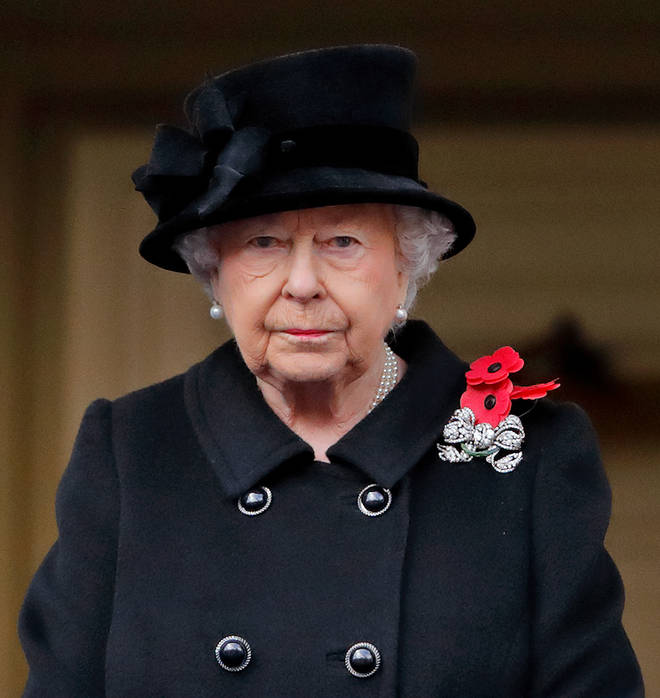 The puppies were given to the Queen during Prince Philip's long stretch in hospital