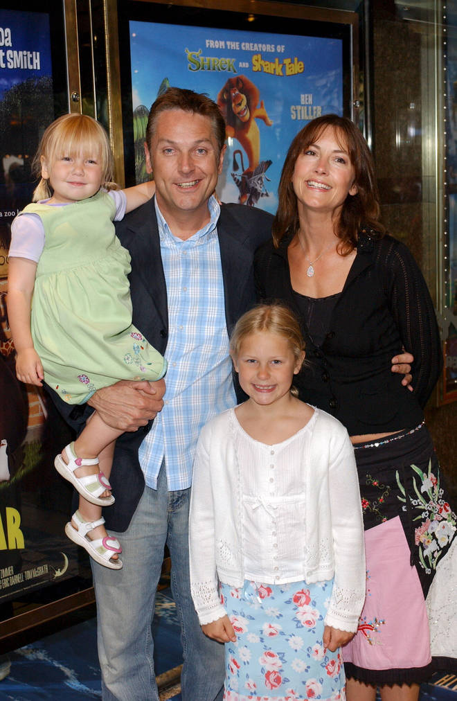 Brian Conley has been married to his wife for 25 years and they share two daughters