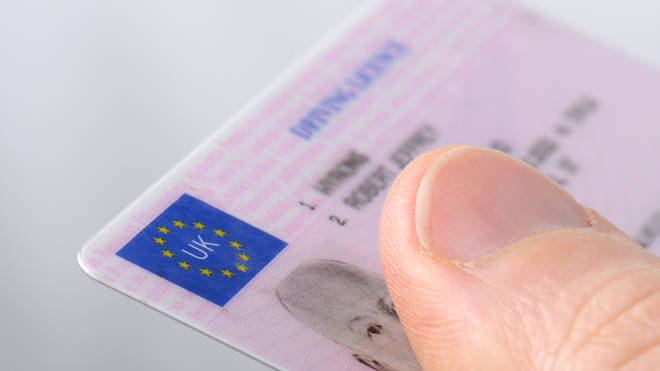 Thousands of people need to update their driving licenses