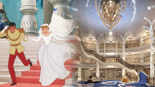 Disney's cruise ship Disney Wish wants to make your magical wedding dreams come true