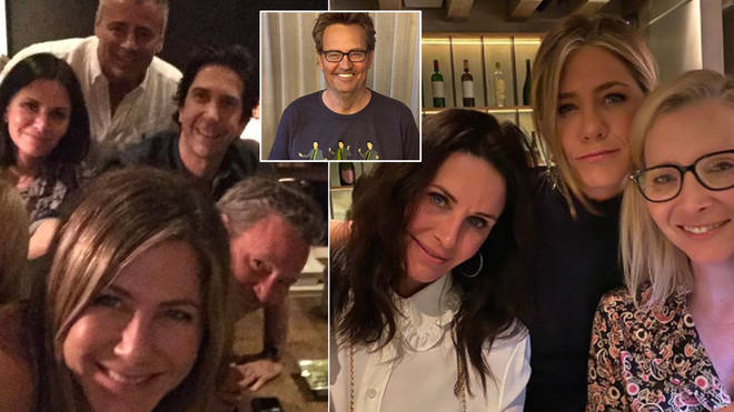 It has been more than 17 years since the last episode of Friends aired