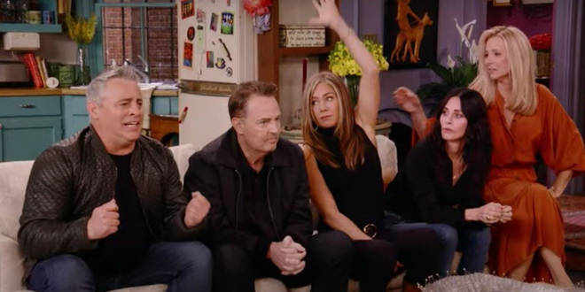 The Friends Reunion is coming to our screens soon