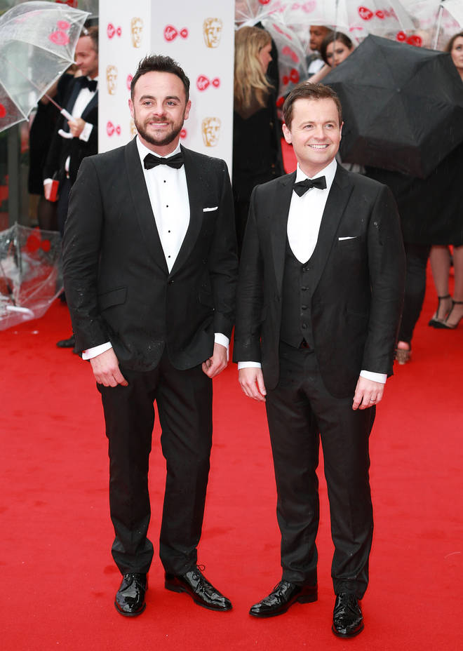 Fans expect Ant and Dec will be reunited on screen next year