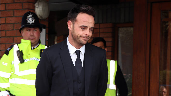 Ant McPartlin was fined £86,000 after being found guilty of drinking driving