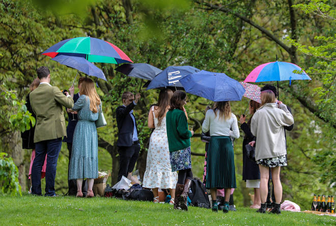 More wet and windy weather is heading for the country today